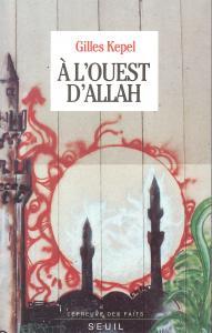 couverture A l'ouest d'Allah