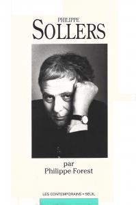 Couverture de l'ouvrage Philippe Sollers