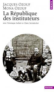 couverture La République des instituteurs