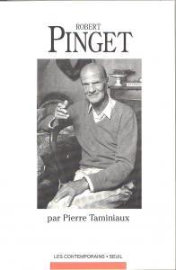 Couverture de l'ouvrage Robert Pinget