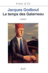 couverture Le Temps des Galarneau