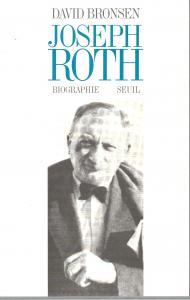 Couverture de l'ouvrage Joseph Roth. Biographie