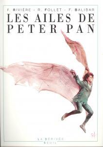 couverture Les Ailes de Peter Pan