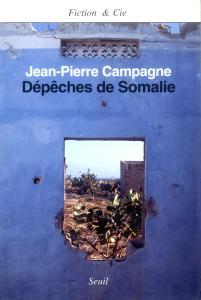 couverture Dépêches de Somalie