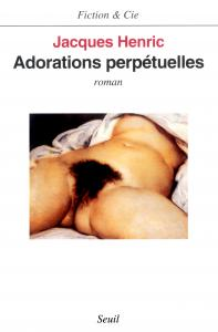 couverture Adorations perpétuelles