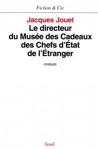couverture Le Directeur du musée des cadeaux des ch...