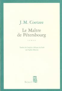 Couverture de l'ouvrage Le Maître de Pétersbourg