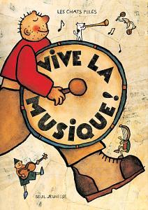 Couverture de l'ouvrage Vive la musique !
