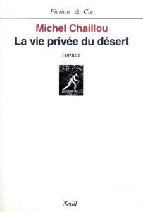 couverture La Vie privée du désert