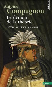 Couverture de l'ouvrage Le Démon de la théorie. Littérature et sens commun