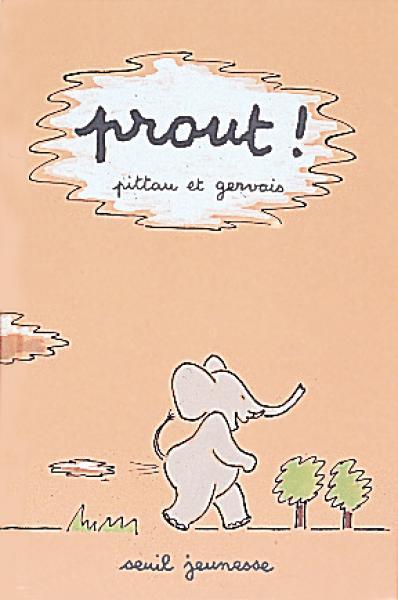 Couverture de l'ouvrage Prout !