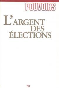 couverture Pouvoirs, n° 070