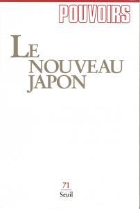 couverture Pouvoirs, n° 071