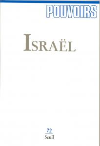 Couverture de l'ouvrage Pouvoirs, n° 072