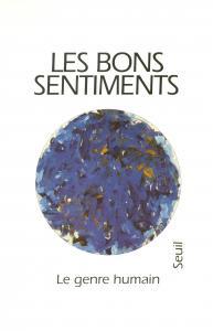 couverture Le Genre humain, n° 29