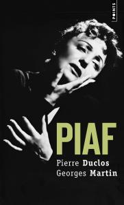 couverture Piaf. Biographie
