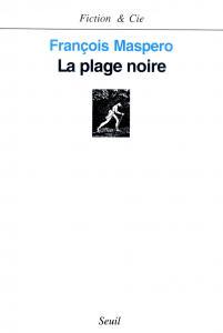 couverture La Plage noire