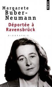 couverture Déportée à Ravensbrück