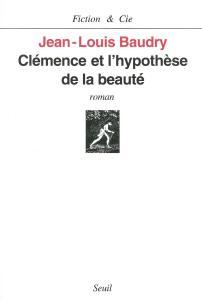 couverture Clémence et l'Hypothèse de la beauté