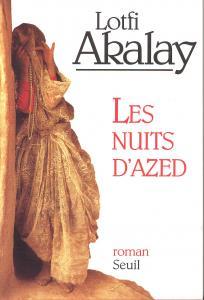 Couverture de l'ouvrage Les Nuits d'Azed