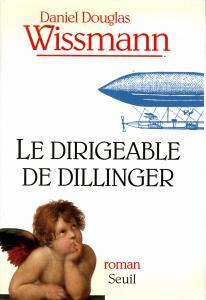 Couverture de l'ouvrage Le Dirigeable de Dillinger
