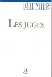 Couverture de l'ouvrage Pouvoirs, n° 074