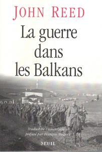 Couverture de l'ouvrage La Guerre dans les Balkans
