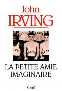 Couverture de l'ouvrage La Petite Amie imaginaire