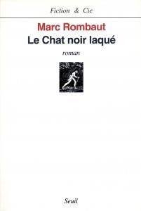 couverture Le Chat noir laqué