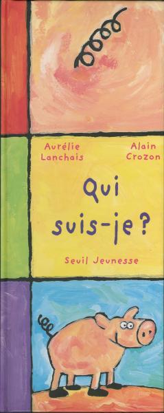 Couverture de l'ouvrage Qui suis-je ?