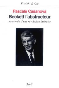 couverture Beckett l'abstracteur. Anatomie d'une ré...