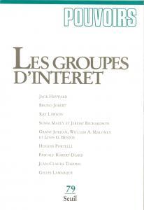 couverture Pouvoirs, n° 079