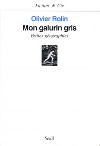 couverture Mon galurin gris