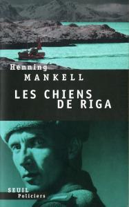 Couverture de l'ouvrage Les Chiens de Riga
