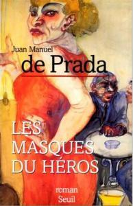 Couverture de l'ouvrage Les Masques du héros