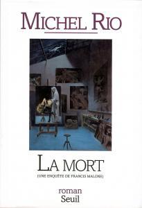 Couverture de l'ouvrage La Mort. Une enquête de Francis Malone