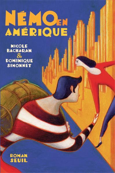 Couverture de l'ouvrage Némo en Amérique