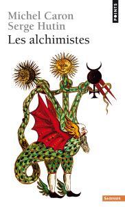 couverture Les Alchimistes
