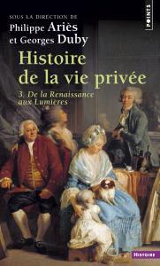 Histoire de la vie privée