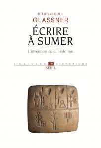 Couverture de l'ouvrage Ecrire à Sumer