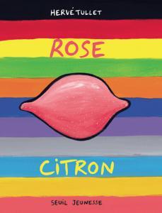 Couverture de l'ouvrage Rose citron