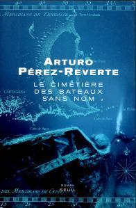 Couverture de l'ouvrage Le Cimetière des bateaux sans nom