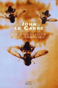 Couverture de l'ouvrage La Constance du jardinier