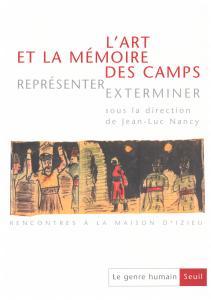 couverture Le Genre humain, n° 36, L'Art et la Mémo...