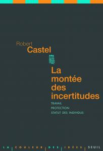 Couverture de l'ouvrage La Montée des incertitudes