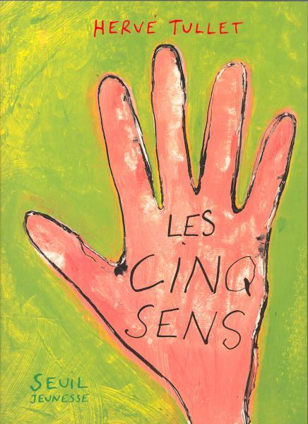 Couverture de l'ouvrage Les Cinq Sens