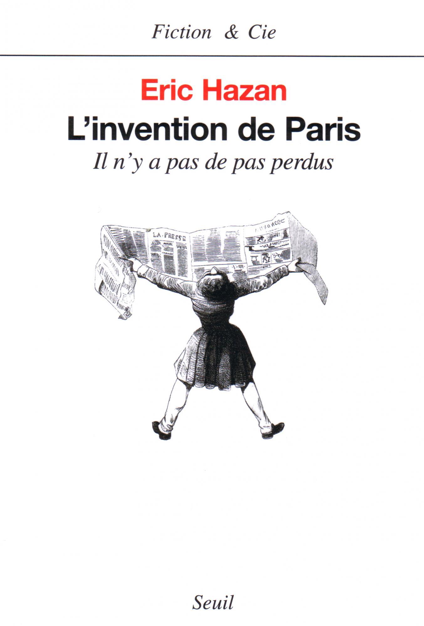 L 39 invention de paris eric hazan beaux livres seuil editions seuil - Salon de l invention paris ...