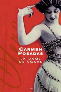 Couverture de l'ouvrage La Dame de coeurs