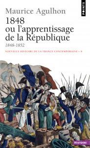 couverture 1848 ou l'apprentissage de la République