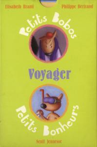 Couverture de l'ouvrage Voyager (série